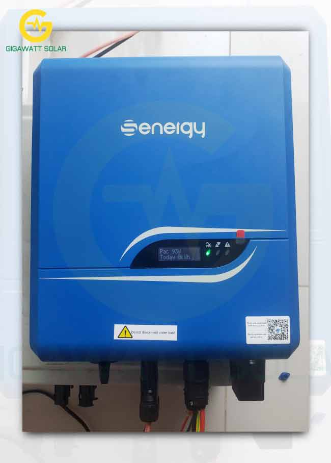 inverter hòa lưới Senergy 3kw