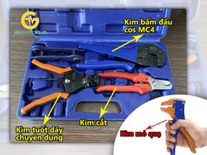 Bộ dụng cụ bấm jack kết nối mc4
