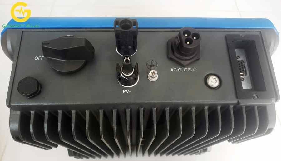 Tản nhiệt của inverter hòa lưới SE 3KTL-S1