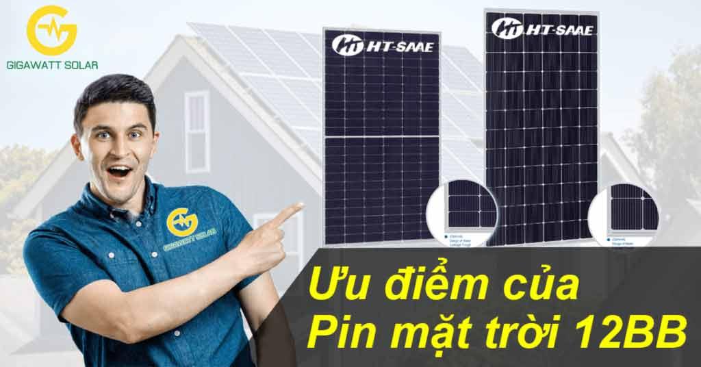 Pin mặt trời MBB