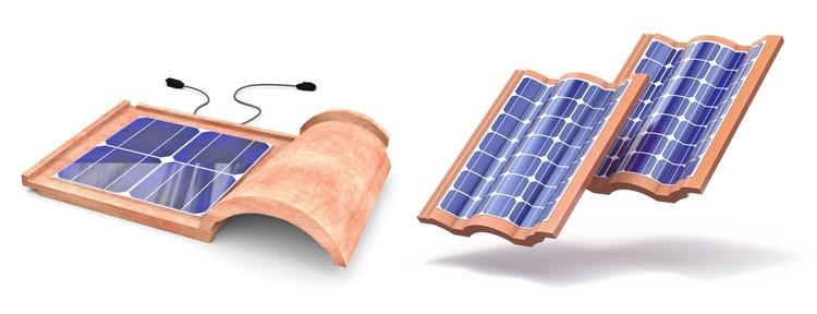 mái ngói năng lượng mặt trời hoạt động như thế nào?