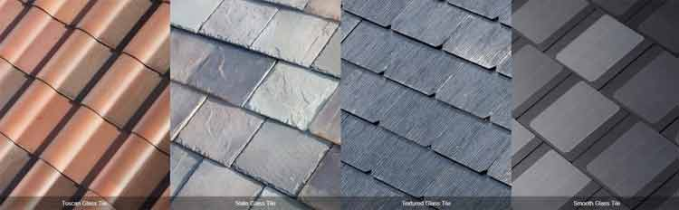 Các loại mái ngói năng lượng mặt trời