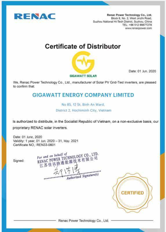 Chứng-nhận-nhà-phân-phối-chính-hãng-inverter-Renac-của-Gigawatt-5kw